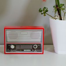 Kasica Retro Radio