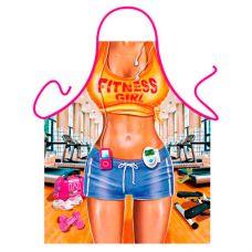 Kecelja Fitness Devojka