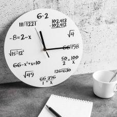 Matematički Sat V2 Beo