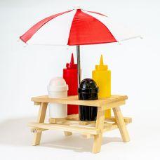 Roštilj Komplet - Piknik Sto