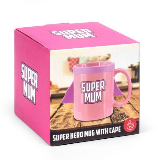 Super Mama šolja sa plaštom