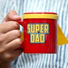 Super Tata Šolja Sa Plaštom