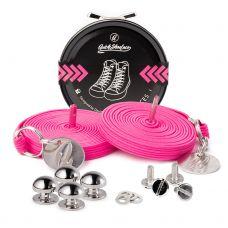 QuickShoelace pertle - Neon Pink