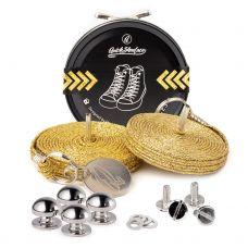 QuickShoelace pertle - Zlatne