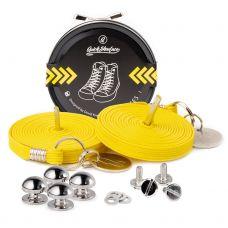 QuickShoelace pertle - Žute