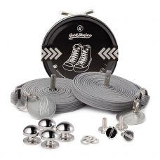 QuickShoelace pertle - Siva