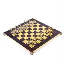 Šah Minojski Ratnik - Bordo