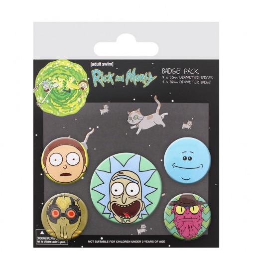 Rick and Morty Bedževi