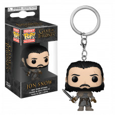 Jon Snow Pop Privezak V2