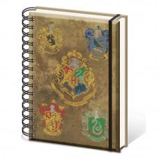 Hogwarts Sveska V2