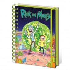 Rick and Morty Sveska