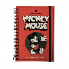 Mickey Mouse Sveska