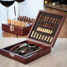 Šahovski Vinski Set