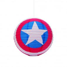 Captain America Papirni Luster