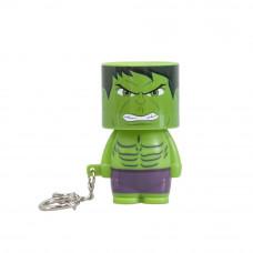 The Hulk Led Privezak