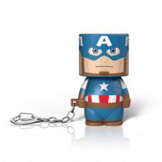 Captain America Led Privezak