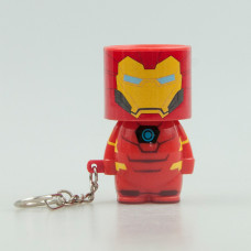 Iron Man Led Privezak