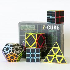 Z Cubes Carbon Set