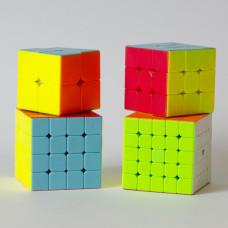 QiYi 2345 Box Slagalice Stickerless