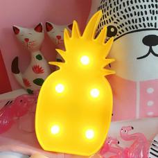 Ananas Led Lampa