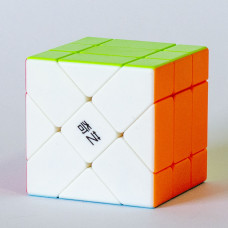 QY Fisher 3x3 Stickerless