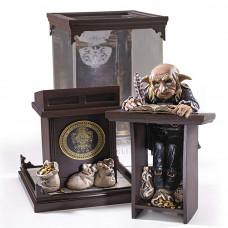 Gringotts Goblin Magična Stvorenja Statua