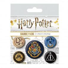 Harry Potter Bedževi V2