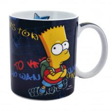 Simpsons Šolja