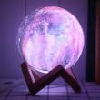 3D Zvezdana Lampa 13cm