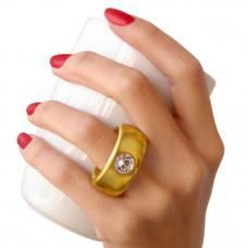 Zlatni Prsten Šolja - Bela