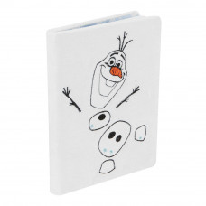 Frozen 2 Olaf Sveska