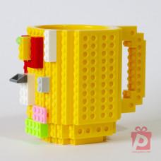 Blok Šolja Žuta