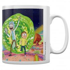 Rick and Morty Portal Šolja