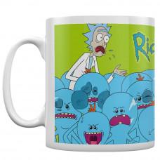 Rick and Morty Mr. Meeseeks Šolja