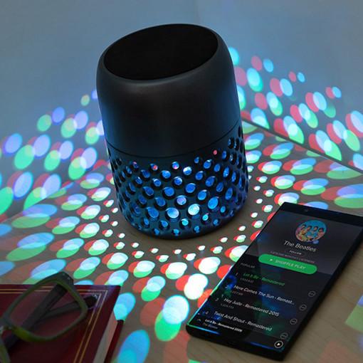 Dekorativna Zvučnik Lampa
