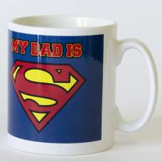 Superman Šolja Superdad