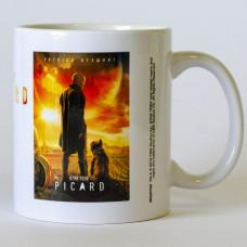 Star Trek Picard Šolja