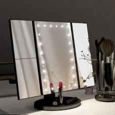 Ogledalo Za Šminkanje Crno
