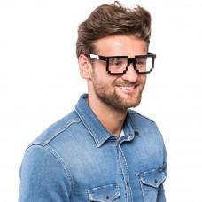 Pixel Naočare Transparent