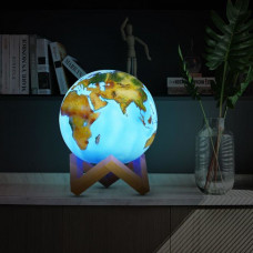 3D Lampa Zemlja