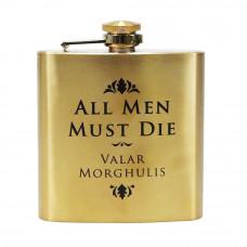 GOT Pljoska All Men Must Die