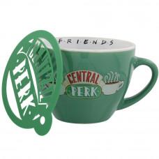 Friends Central Perk Cappuccino Šolja