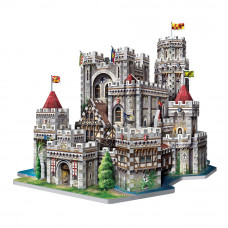 Camelot Game Of Thrones 3D Puzzle