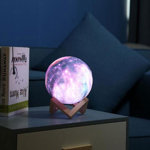 3D Zvezdana Lampa 18cm