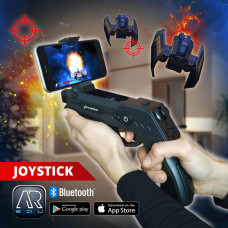 Pištolj za Igrice - AR Xplorer Blaster Crni