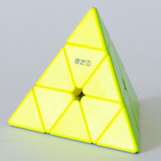 QY Magnetic Pyraminx 3x3