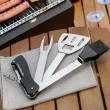Roštilj Multitool Set 5u1