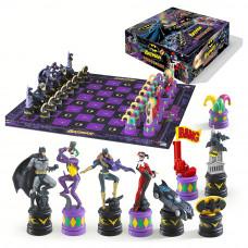 Batman Šah Dark Knight vs Joker