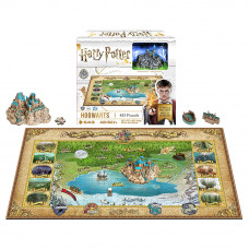 Harry Potter Puzzle Hogwarts