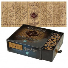 Harry Potter Puzzle The Marauder's Map